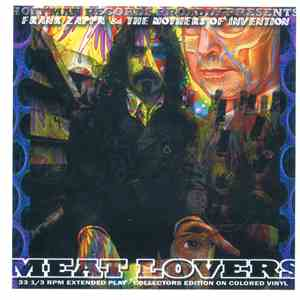 Frank Zappa & The Mothers Of Invention - Meat Lovers #1 download free