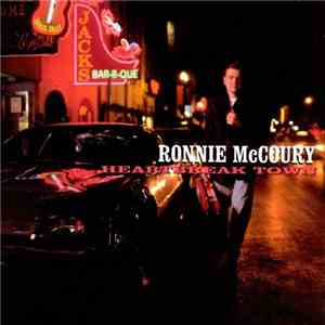 Ronnie McCoury - Heartbreak Town download free