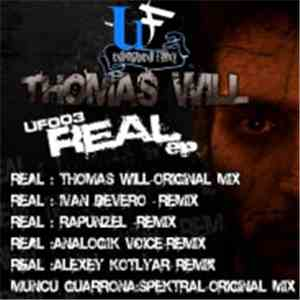 Thomas Will - Real EP download free