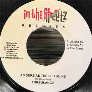 Turbulence  - As Sure As The Sun Shine download free